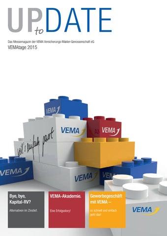 VEMAtage 2015 Messezeitung by VEMA eG issuu