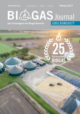 Super Biogas Journal Jubiläumsheft by Fachverband Biogas e.V. - issuu &MT_31