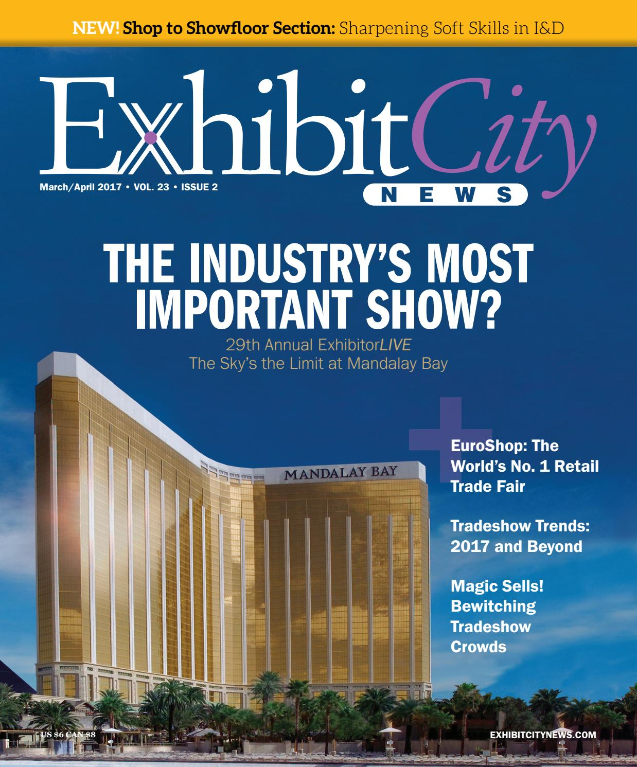 Exhibit City News - March/April 2017 by Exhibit City News - issuu