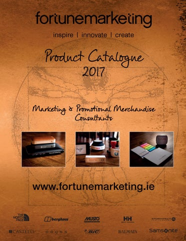 Fortune Marketing Product Catalogue 2017 EN NOP by XD Collection - issuu 6f2556d156a35