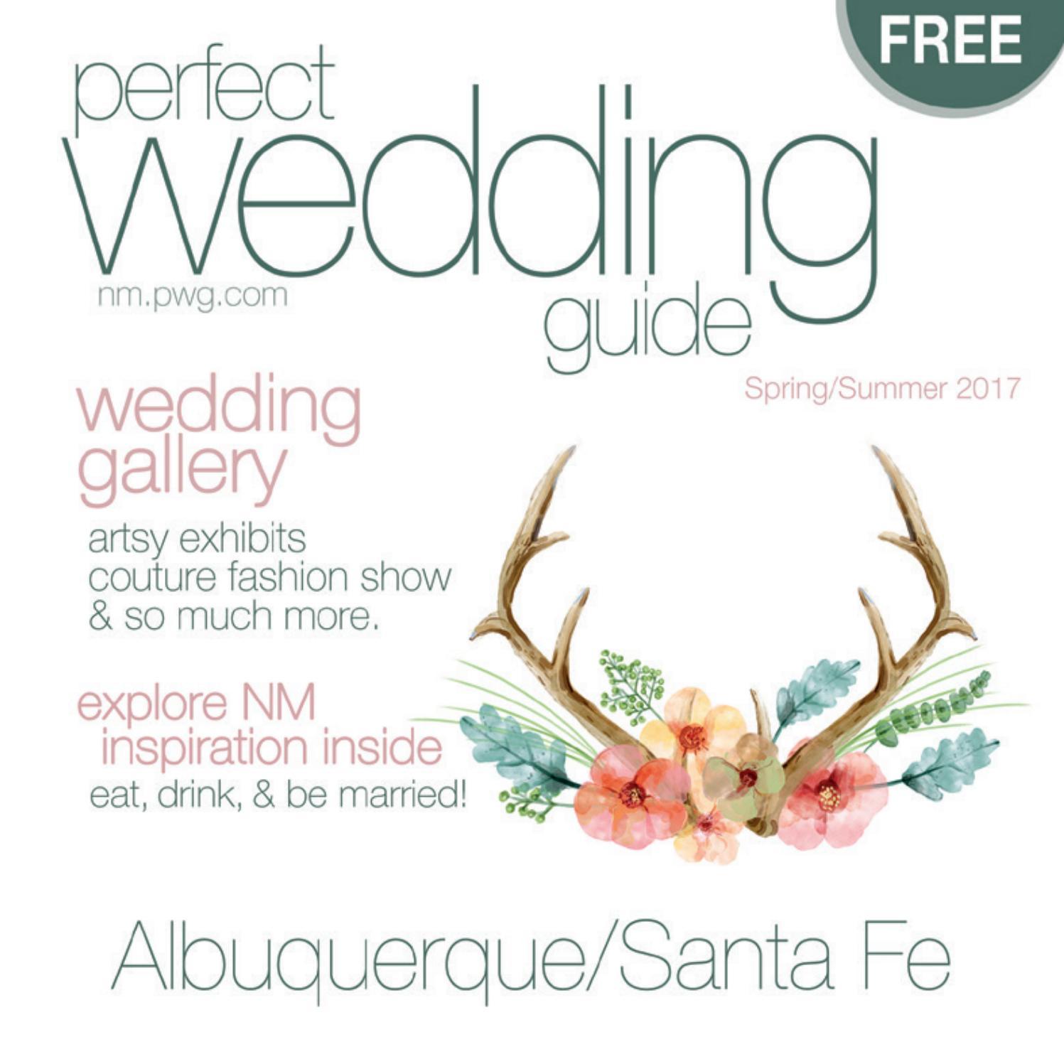Perfect Wedding Guide Albuquerque/Santa Fe Spring/Summer 2017 by ...