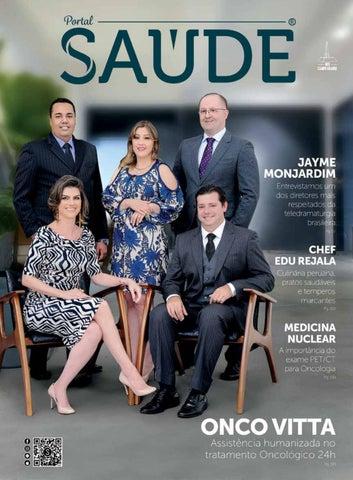 8eff3d7395640 Revista Portal Saúde - 3ª Edição - Mar 2017 - Campo Grande - MS by ...