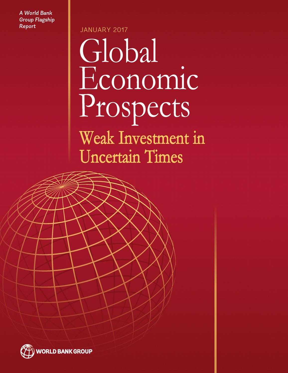 Global Economic Prospects, January 2017 By World Bank Publications  Issuu