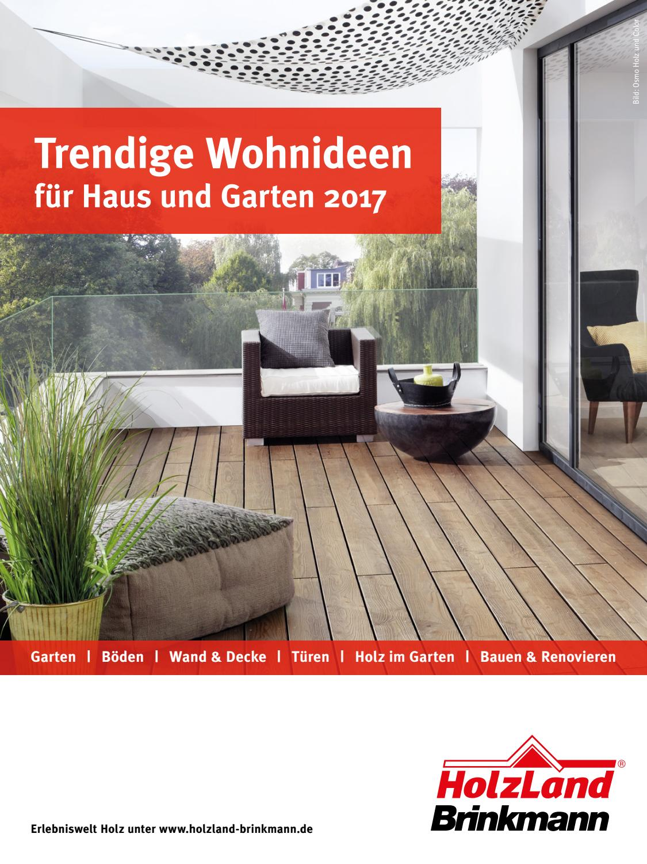 HolzLand Brinkmann 2017 by Kaiser Design - issuu