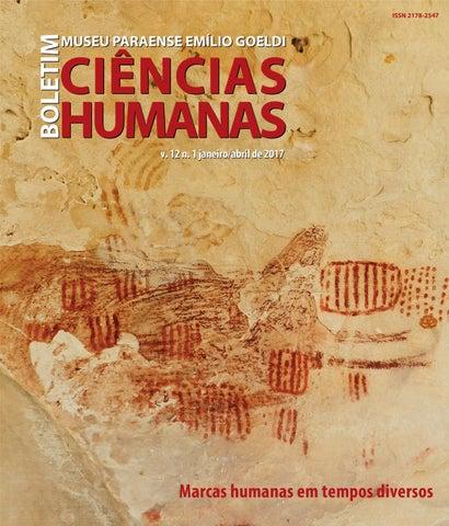 83c86204190 BGOELDI. Humanas v12n1 by Boletim do Museu Paraense Emílio Goeldi ...