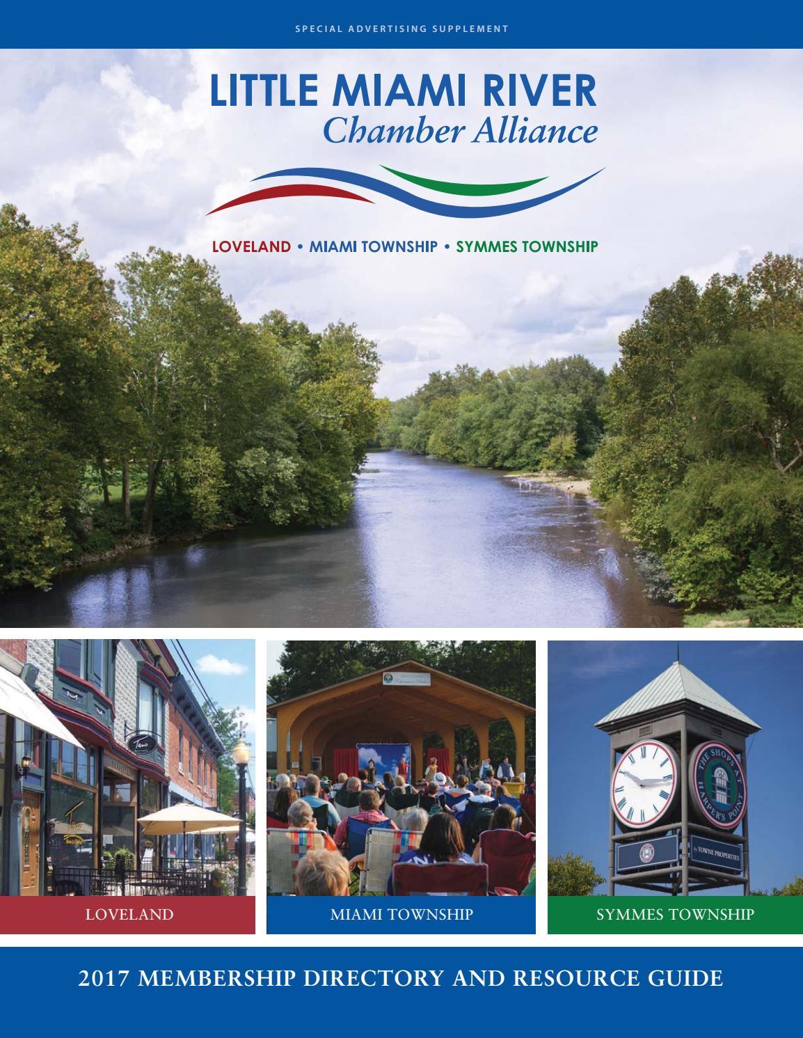 Little miami river chamber alliance 2017 membership directory resource guide by cincinnati magazine issuu