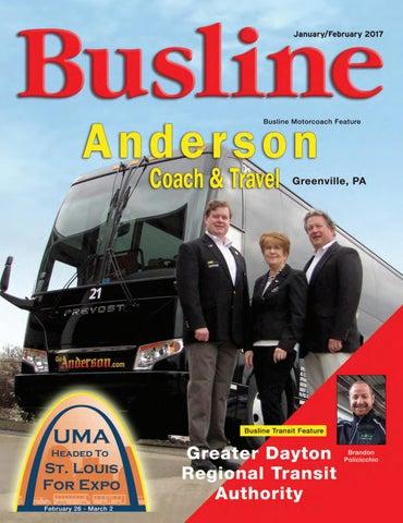 Jan Feb 2017 Busline Magazine By Busline Magazine Issuu