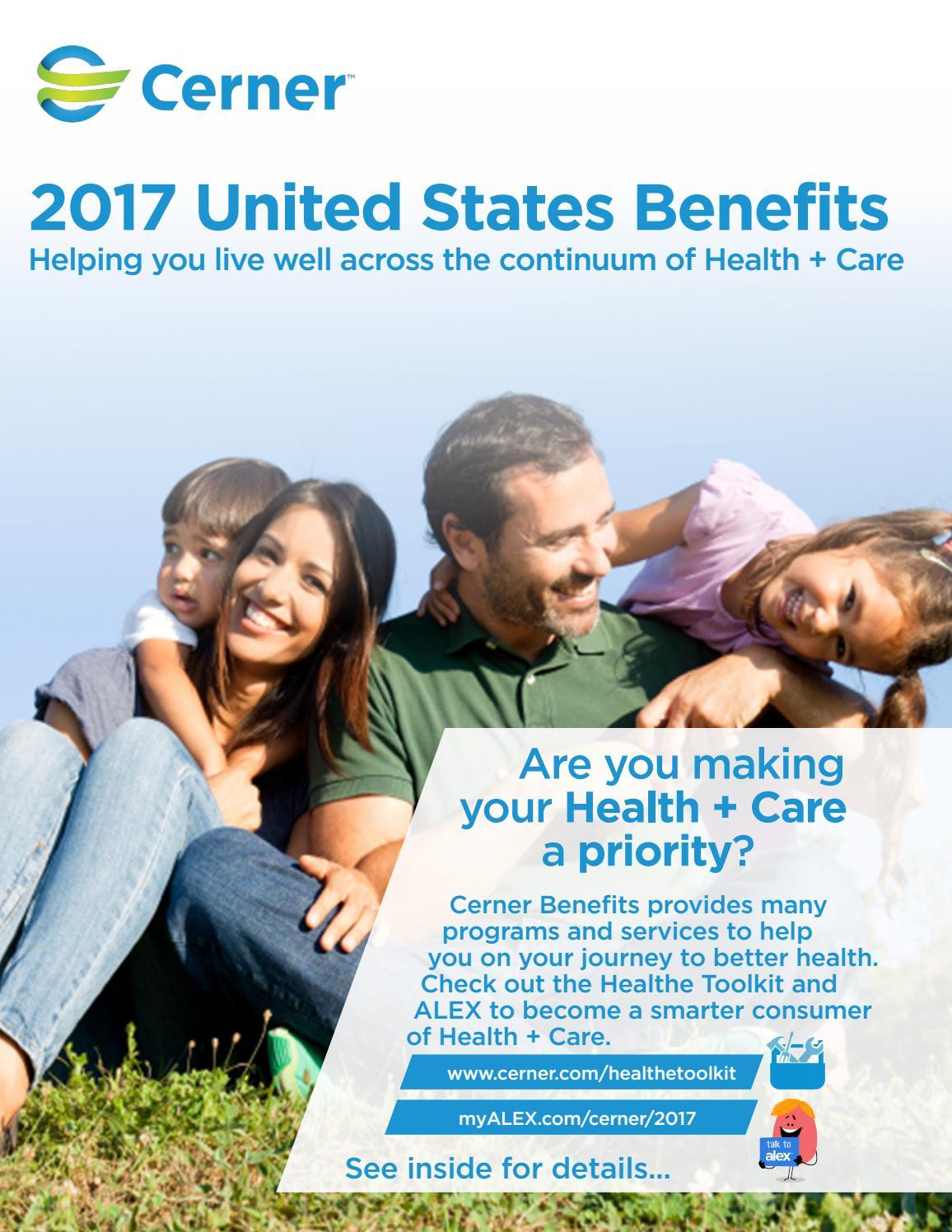 2017 united states cerner benefits brochure by cernercorporation 2017 united states cerner benefits brochure by cernercorporation issuu xflitez Images