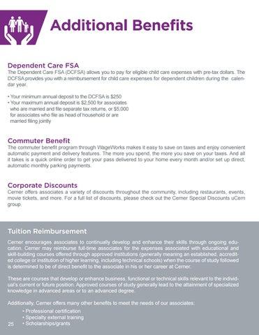 2017 United States Cerner Benefits Brochure by CernerCorporation - issuu