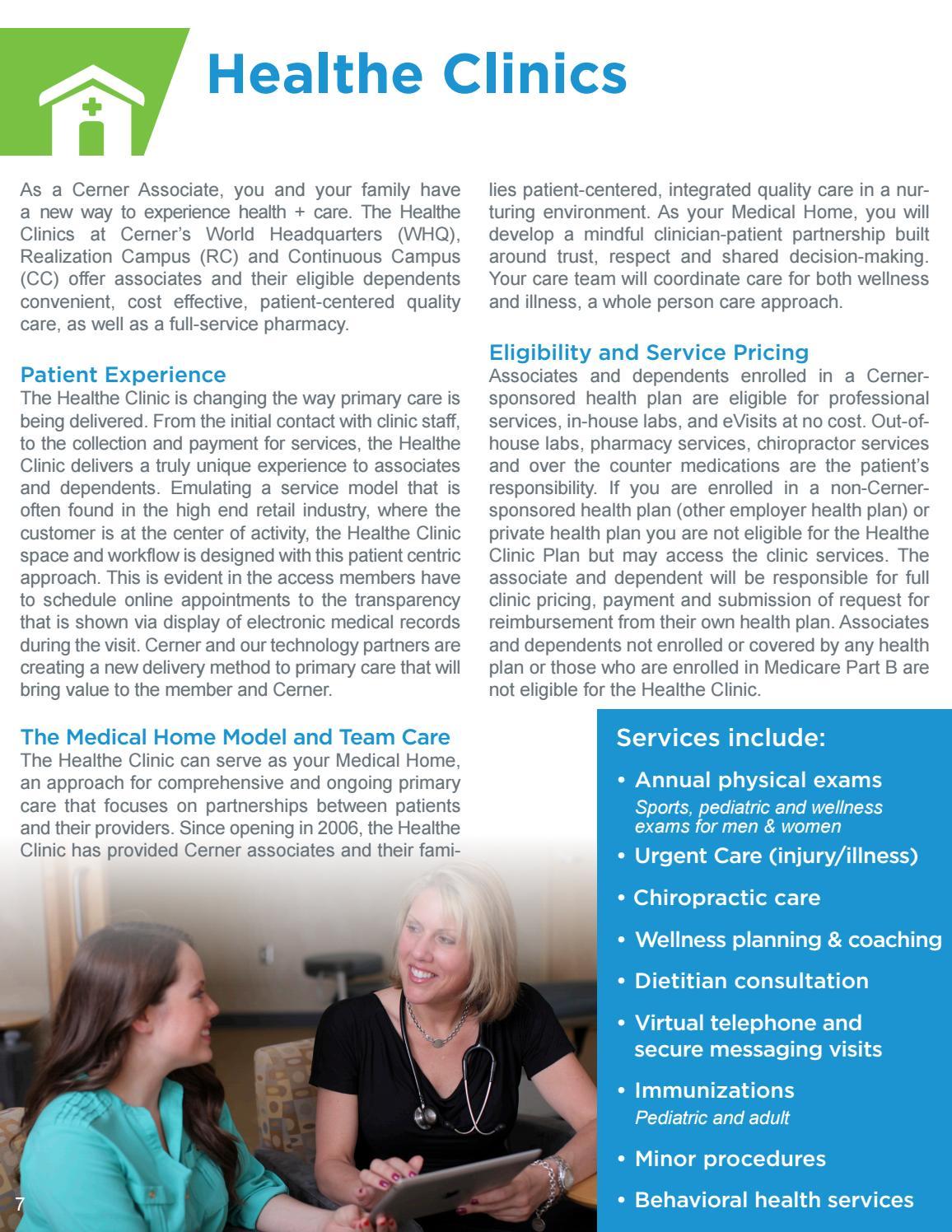 2017 united states cerner benefits brochure by cernercorporation issuu altavistaventures Image collections