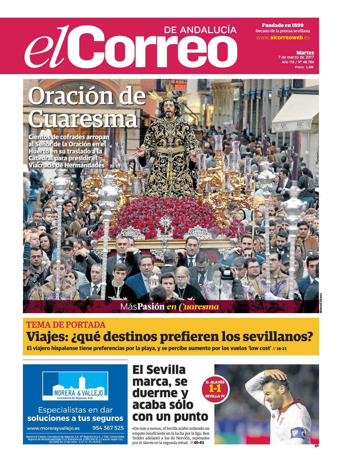 07 03 2017 El Correo de Andalucía by EL CORREO DE ANDALUCÍA S.L. - issuu 889a32f0195
