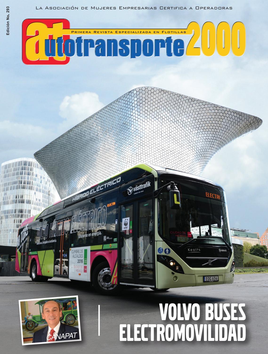 Revista Autotransporte 2000 by RevistaAT2000 - issuu