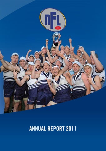 2011 NFL Annual Report by Northern Football Netball League - issuu b387431a3