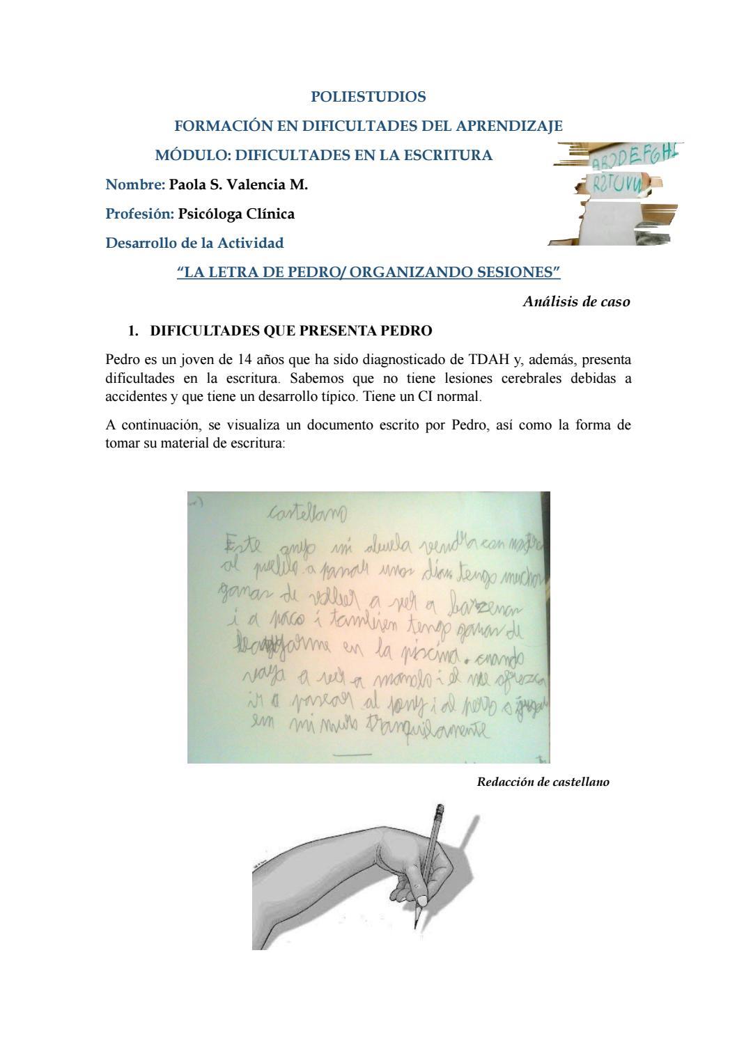 Organizando sesiones by PAOLA VALENCIA - issuu