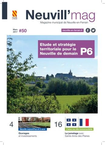 Neuvillmag N50 By Mairie De Neuville En Ferrain