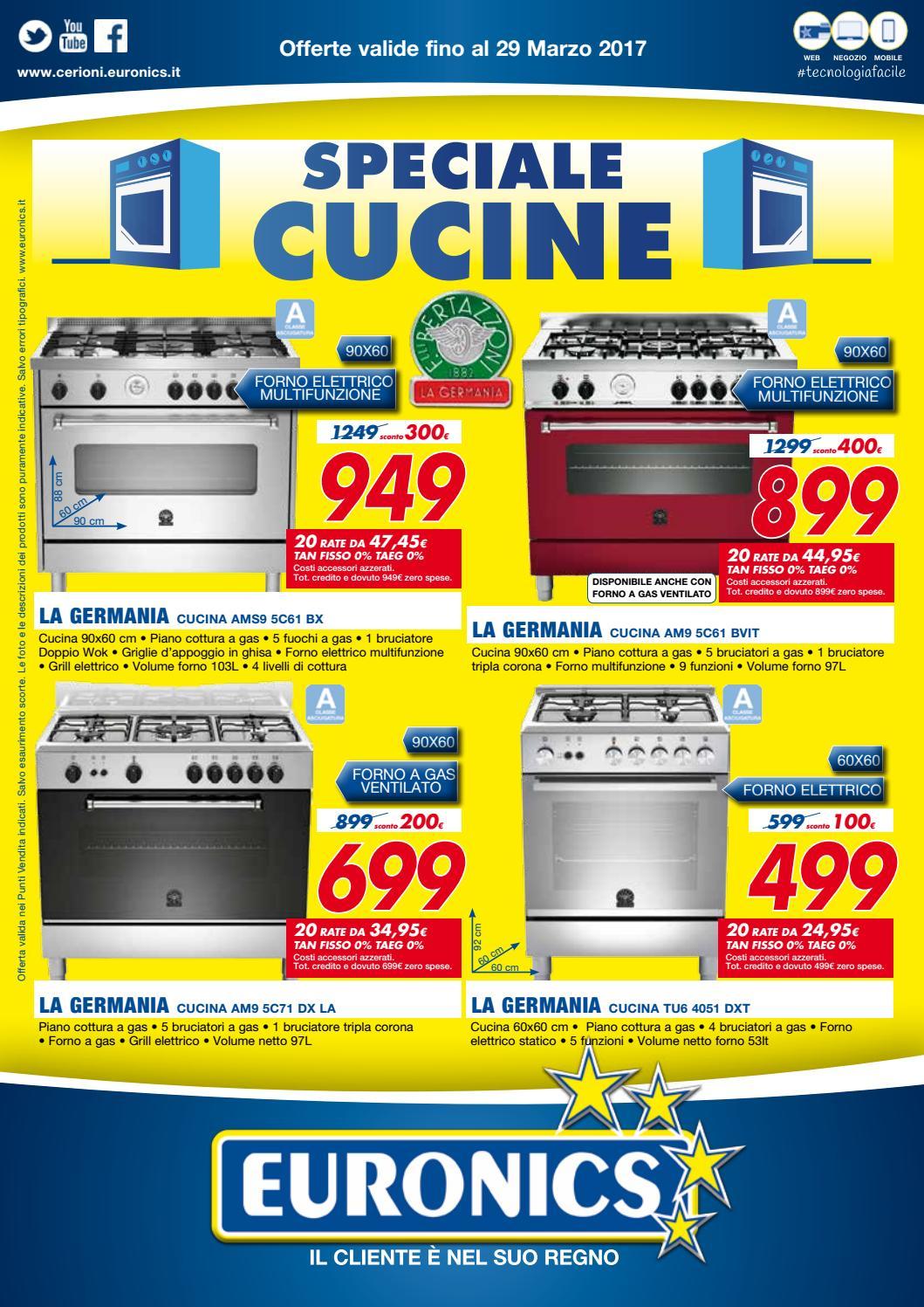 Cerioni speciale cucine by euronics italia spa - issuu