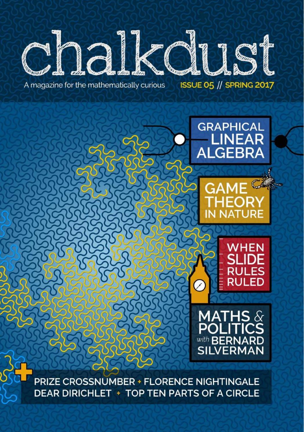 Chalkdust, Issue 05 by Chalkdust - issuu
