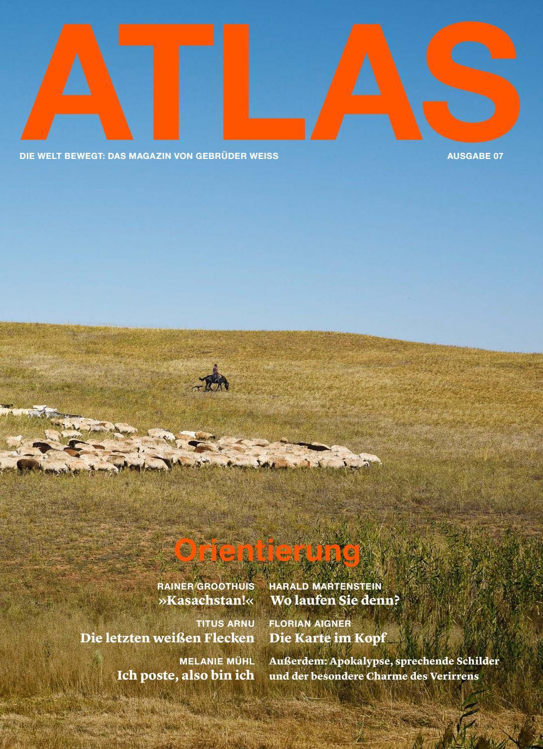 ATLAS 07 deutsch by Gebrüder Weiss - issuu