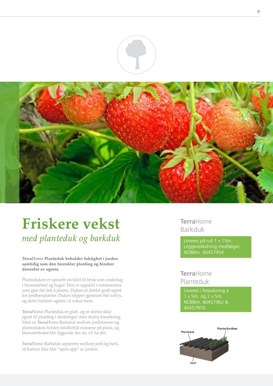 86e97bf63 Lettstelt hage & gårdsplass by Brødrene Dahl - issuu
