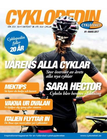 Cyklopedin nr 1 2017 by Cykloteket - issuu 37738c31e613a