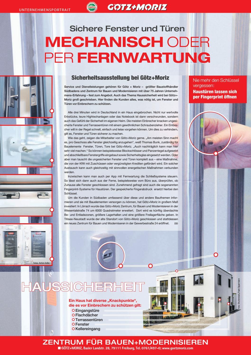 Waldkirch Magazin, März 2017 By ZEITUNG AM SAMSTAG Verlags GmbH   Issuu