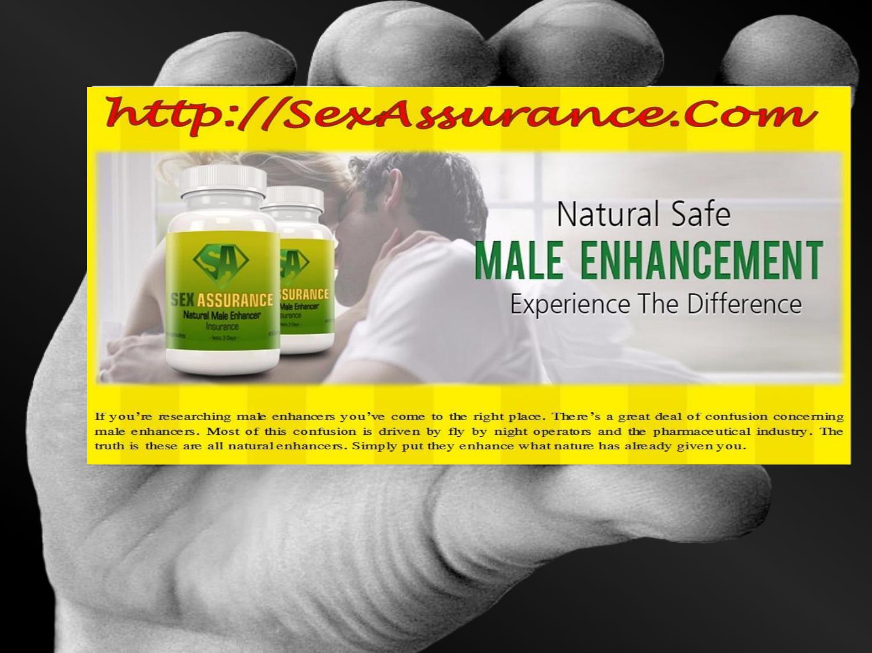 Best Male Enhancement Natural Supplements By Sex Assurance -5929