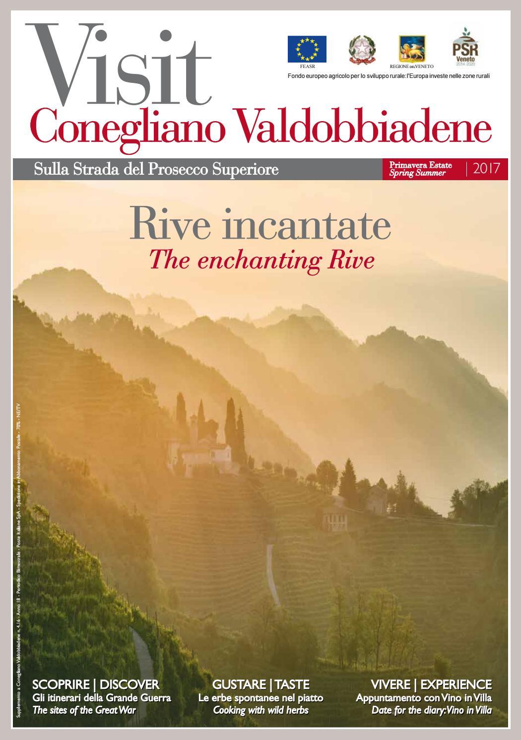 Calendario Podismo Veneto Ottobre 2020.Visit Conegliano Valdobbiadene Pe 2017 By Conegliano
