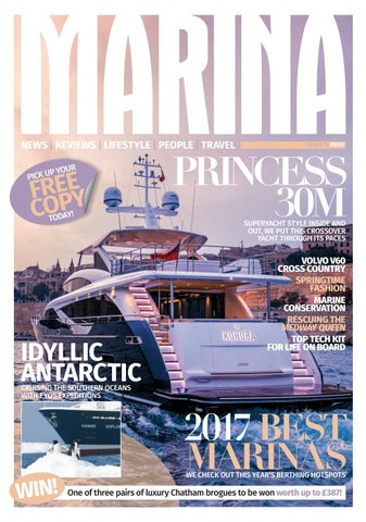 Marina Magazine issue 12 by Marina Magazine - issuu