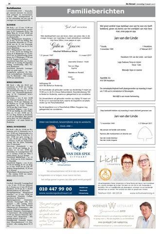 Heraut week 10 2017 by Nieuwsblad De Heraut - issuu