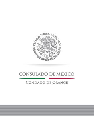 Boletín ene feb 2017 by Consulmex Santa Ana - issuu