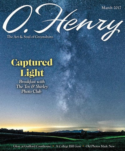 Ohenry March 2017 By Ohenry Magazine Issuu