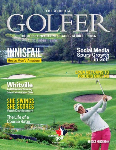 The Alberta Golfer - 2016 Edition by Alberta Golf - issuu 0e1594c44