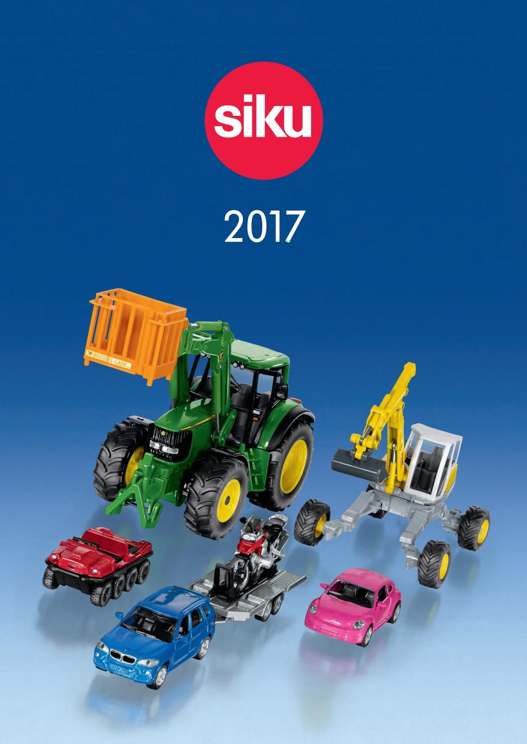 Siku. Catálogo 2017 by Daniel Salvadó issuu