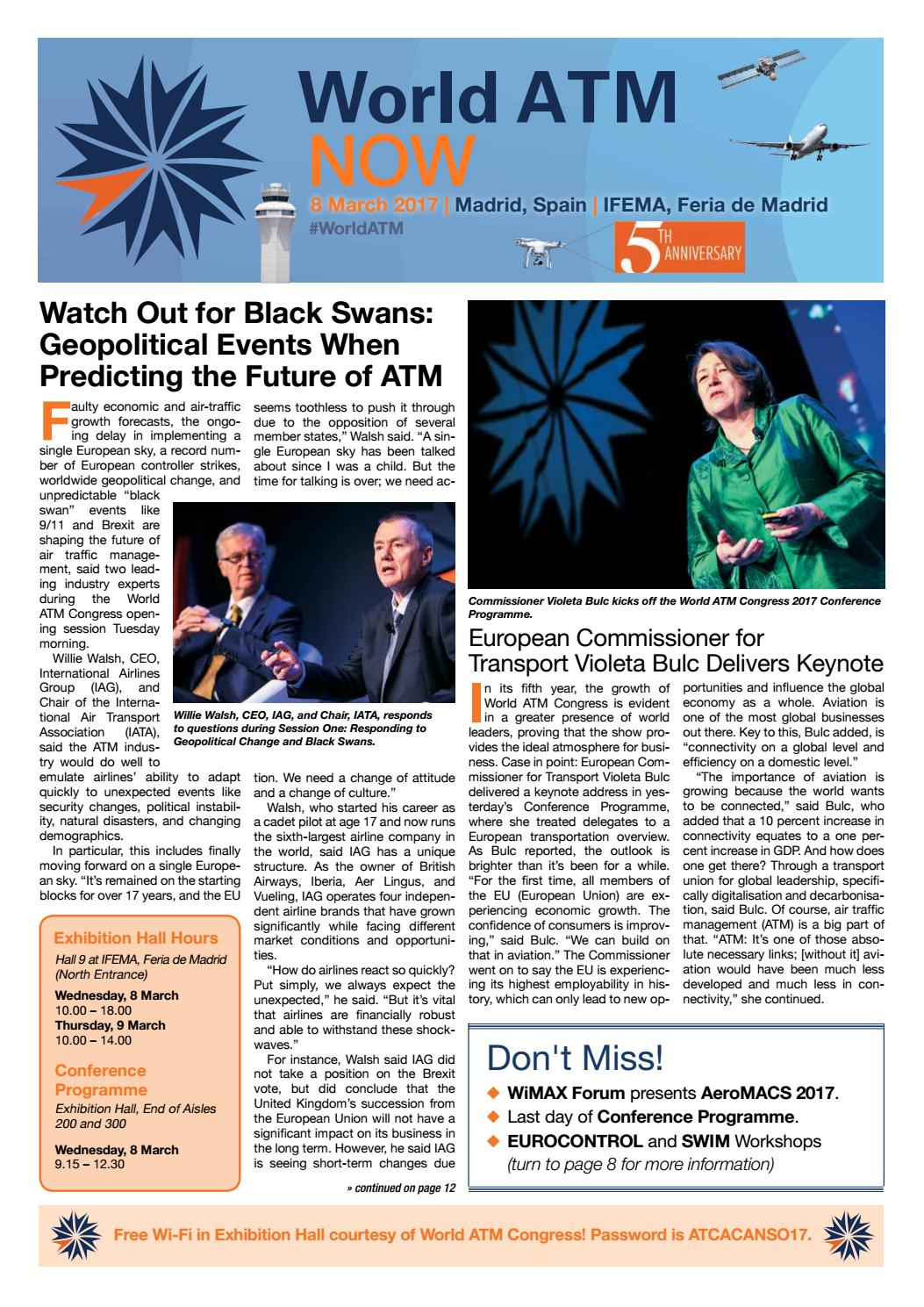 World Atm Now 8 March 2017 By Congress Issuu Simulator Software Engineering Case Study