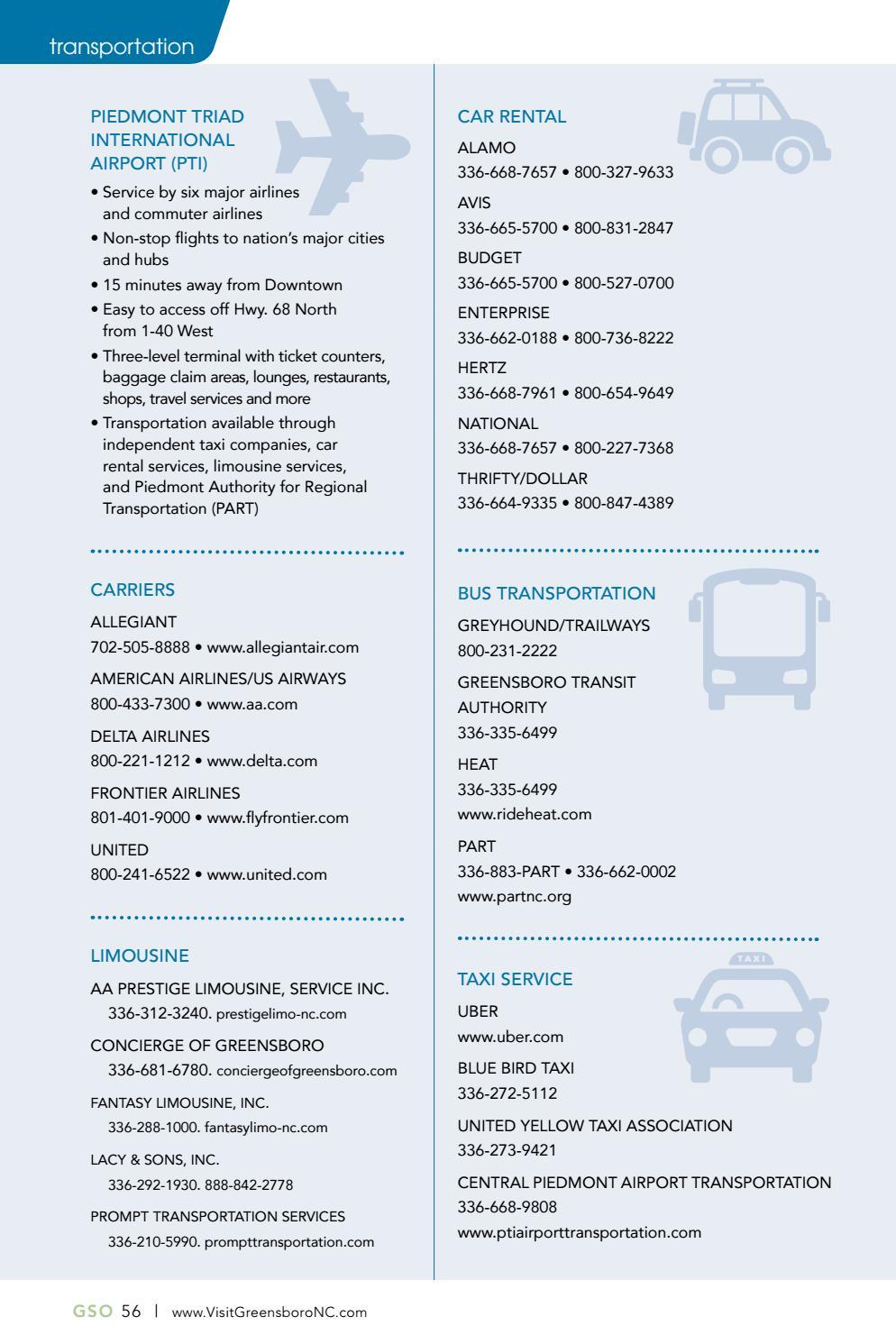 Car Rental Companies At Greensboro Airport