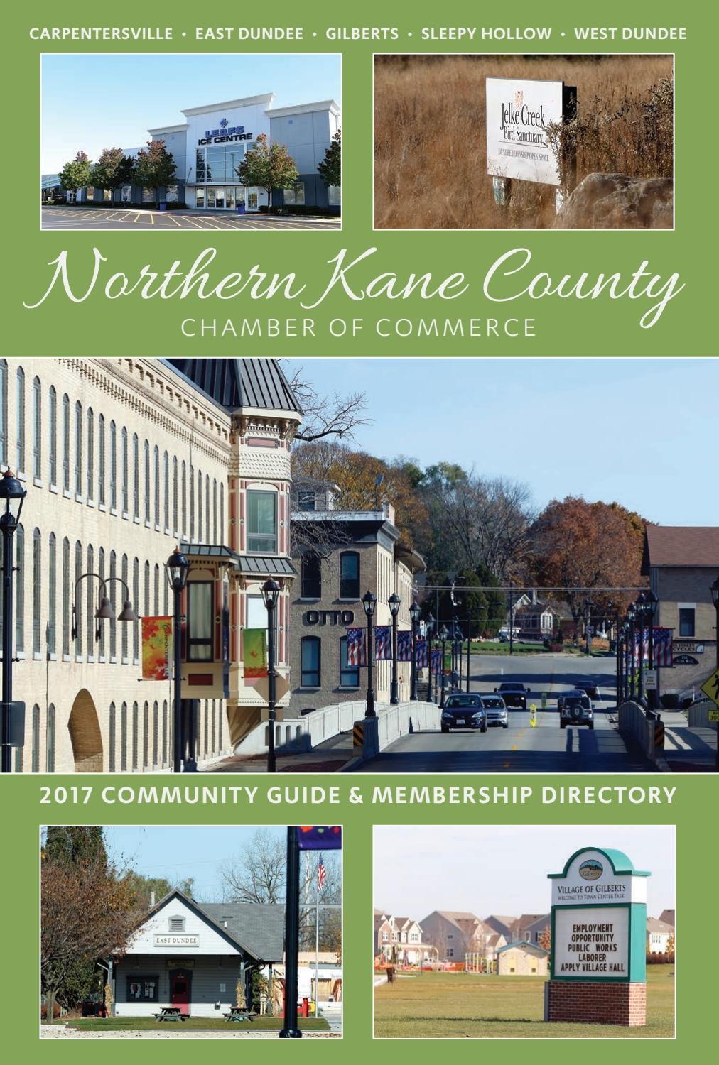 Illinois kane county carpentersville - Northern Kane County Il Chamber Profile 2017 By Town Square Publications Llc Issuu