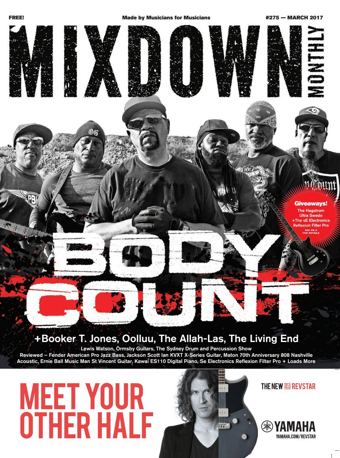 Mixdown 279 By Furst Media Issuu Tas Ransel Ozone P705 Magazine 275