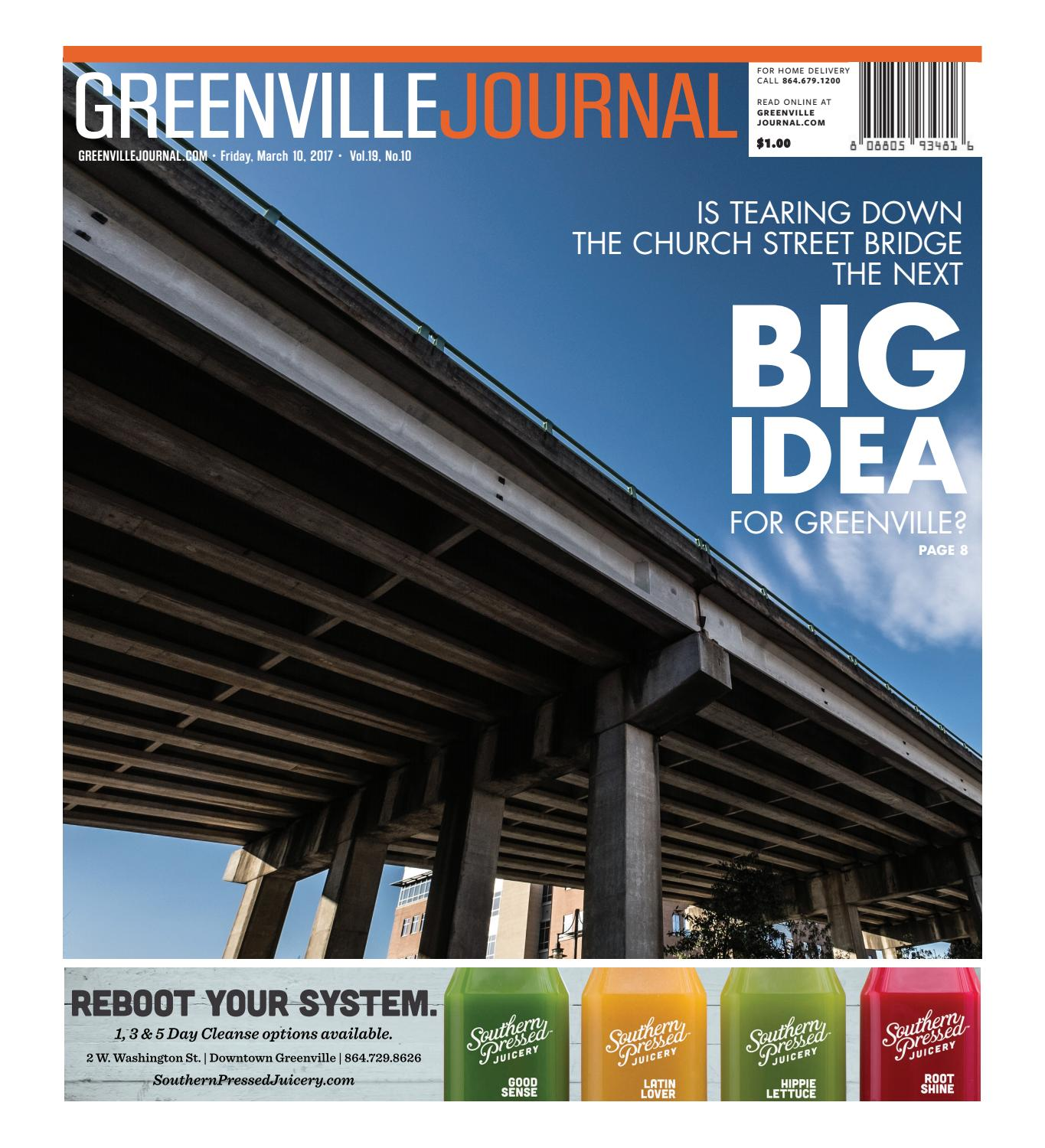 March 10, 2017 Greenville Journal by Community Journals - issuu