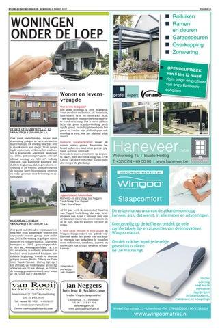Weekblad Nieuw Ginneken 08-03-2017 by Uitgeverij Em de Jong - issuu