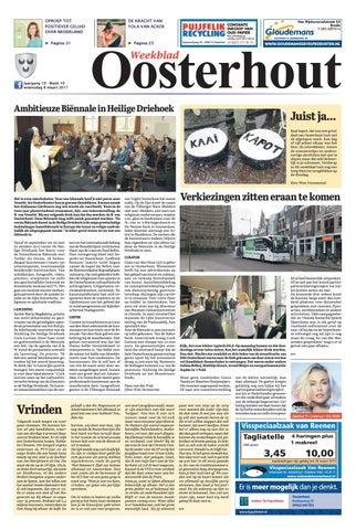 Weekblad Oosterhout 08 03 2017 By Uitgeverij Em De Jong Issuu