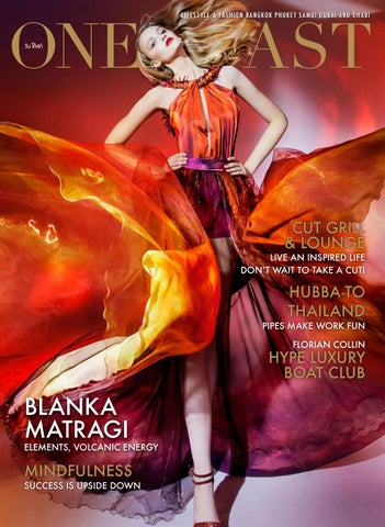 One Coast Magazine March-April 2017 by Satayu Publishing Co