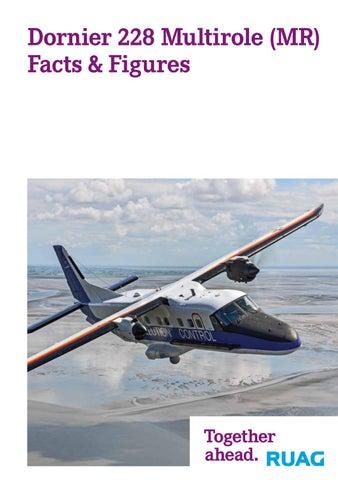 Dornier 228 Multirole Facts & Figures by RUAG - issuu