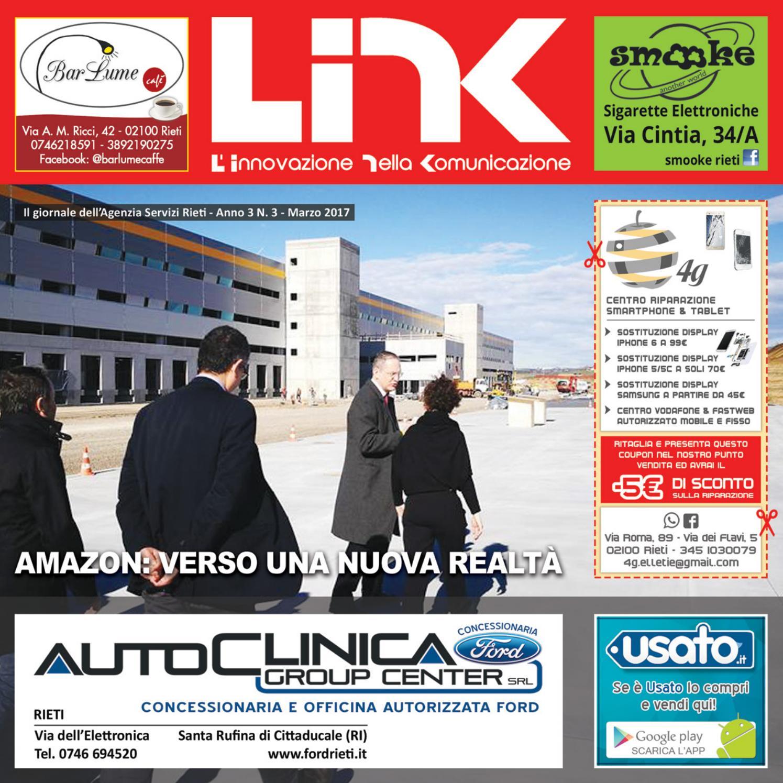 link marzo 2017 - anno 3 n.3 by agenzia servizi rieti - issuu - La Sede Del Progetto E Larredamento Propan