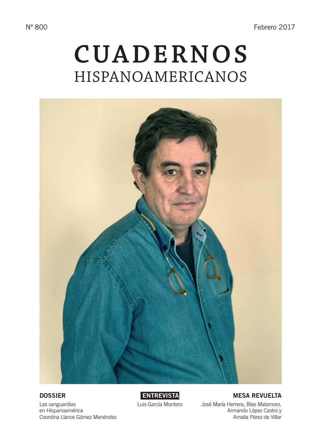 Cuadernos Hispanoamericanos (nº 800, febrero 2017) by AECID ...