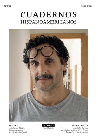 Cuadernos Hispanoamericanos N 801 Marzo 2017 By Aecid