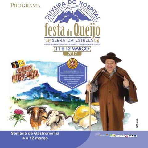 33ef9a2203 Guia de Turismo Ativo Oliveira do Hospital by Município de Oliveira ...