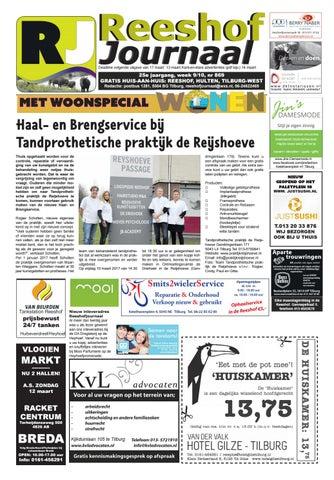 5a937d847d0 Reeshofjournaal10maart by Arjen Roos - issuu