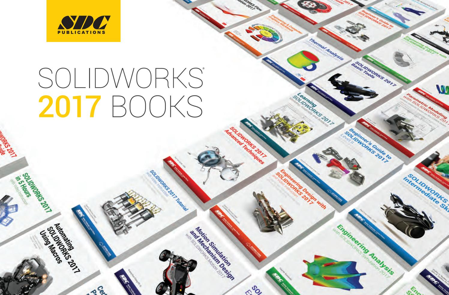 Sdc Solidworks 2017 By Scientific Books Information Issuu