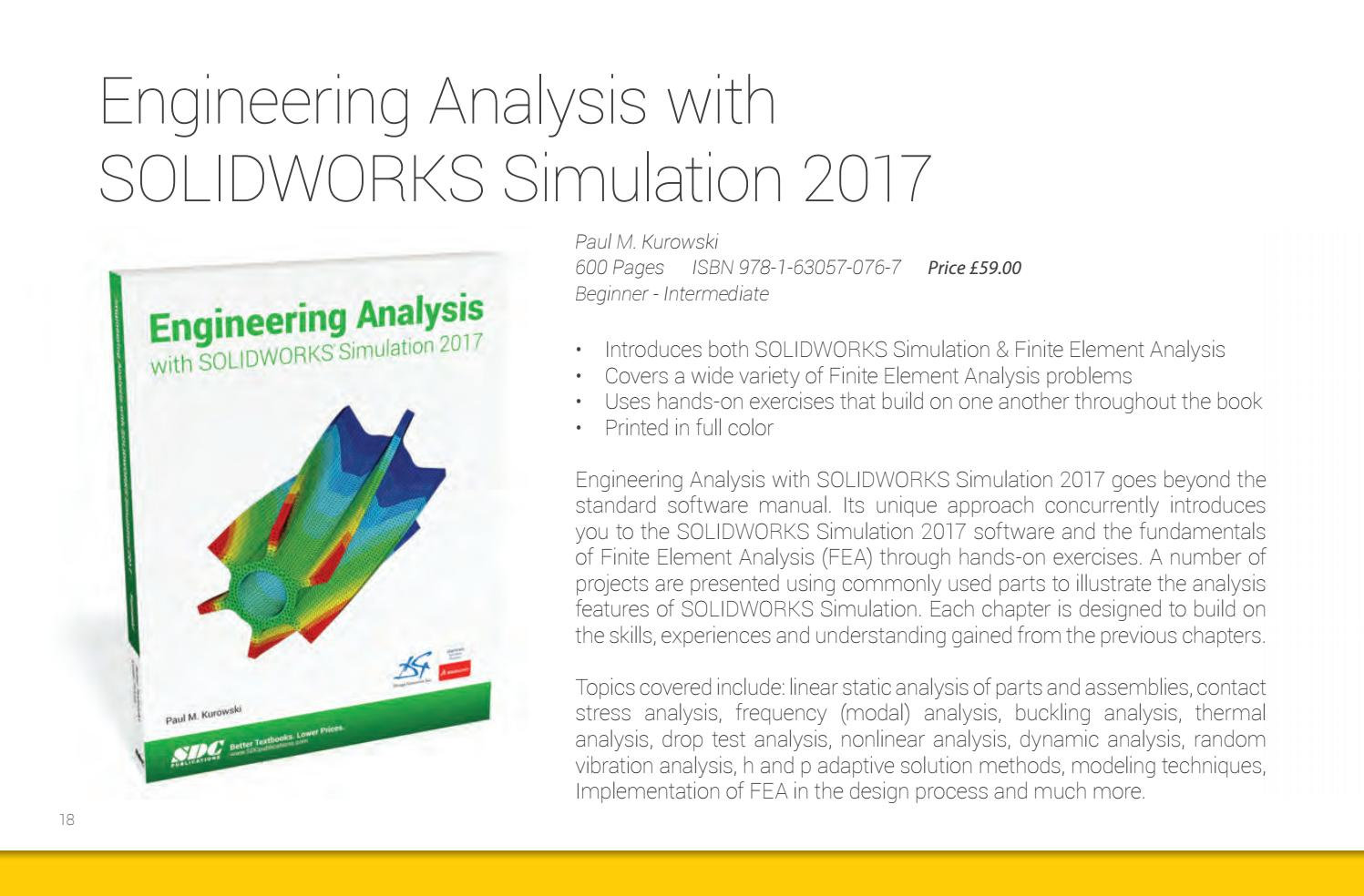 Beaches] Solidworks simulation standard price