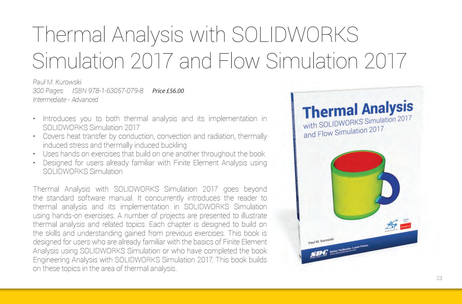 Sdc solidworks 2017 by scientific books information issuu baditri Images